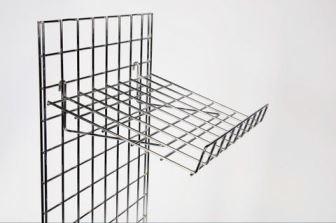 Slanting Shelf for Gridwall