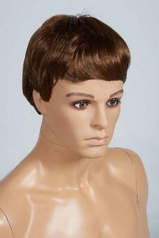 Male Wig for Plastic Mannequin