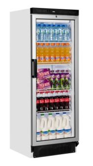 TEFCOLD - FS1220 / FS1280 - Glass Door Merchandiser