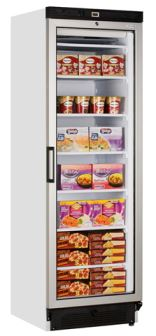 TEFCOLD - UFG1380 - Glass Door Display Freezer