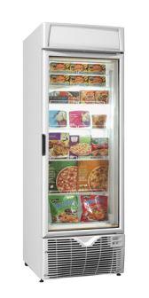 FRAMEC - EXPO Range - Glass Door Display Freezer