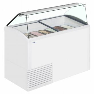 FRAMEC - SLANT 510 - Scoop Ice Cream Display