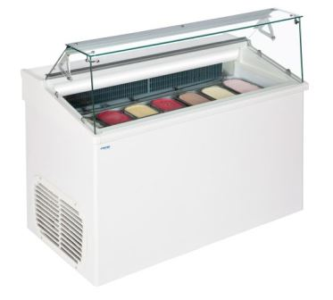FRAMEC - Top 6E / 7E -  Scoop Ice Cream Display