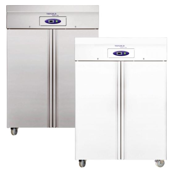 TEFCOLD - RF1010 Range - Upright Freezer