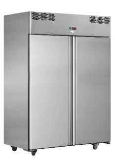 Interlevin - AF14TN - Gastronorm Solid Door Refrigerator