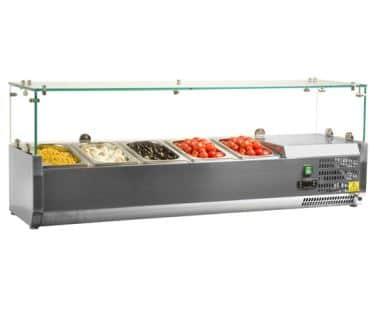 TEFCOLD - Gastro-Line VK33 Range - Gastronorm Topping Shelf