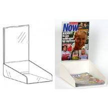 Promotional Magazine Counter Display
