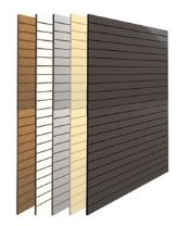 Slat Board 2400mm - Various Colours
