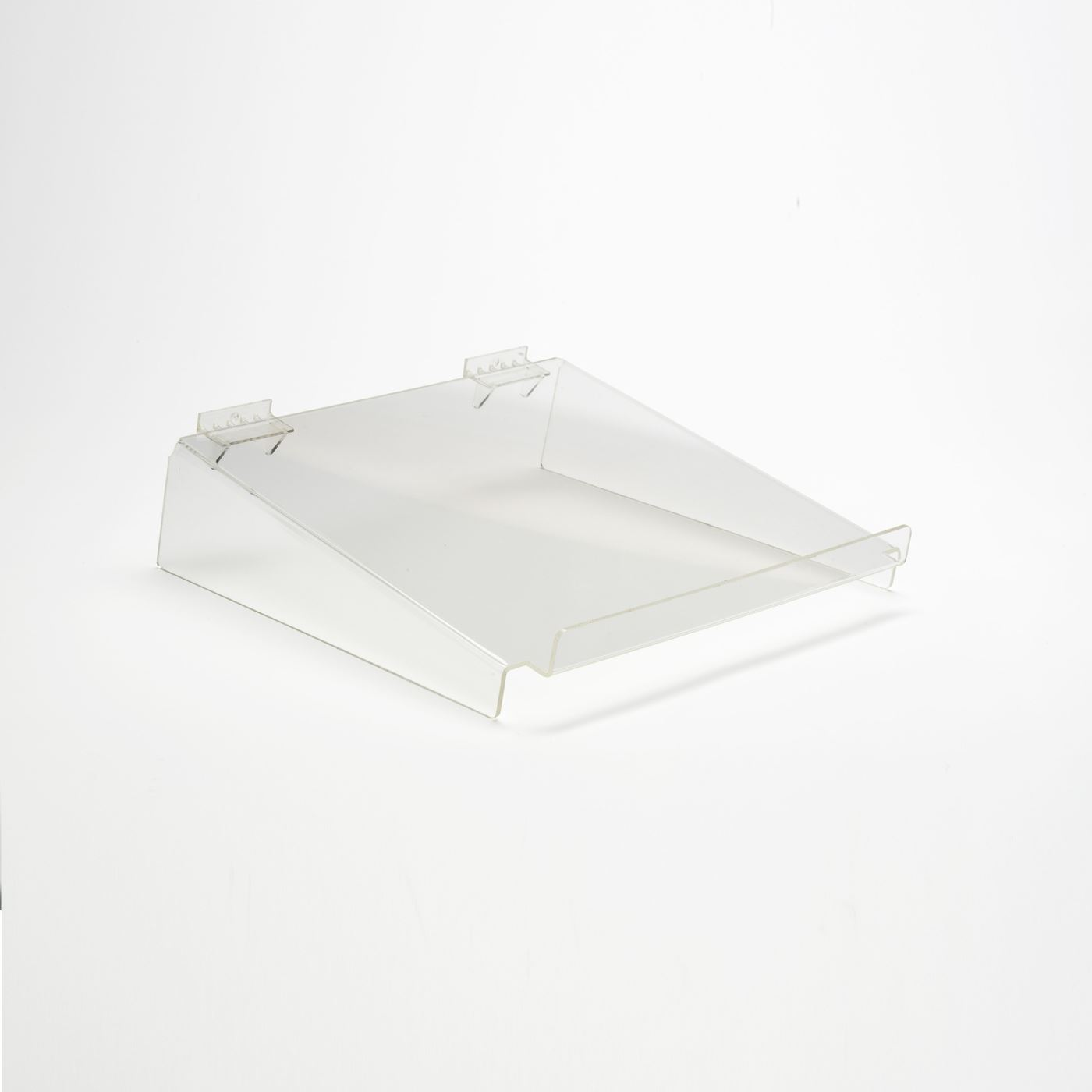 General Purpose Slat Fix Shelf with Supports & Upstand