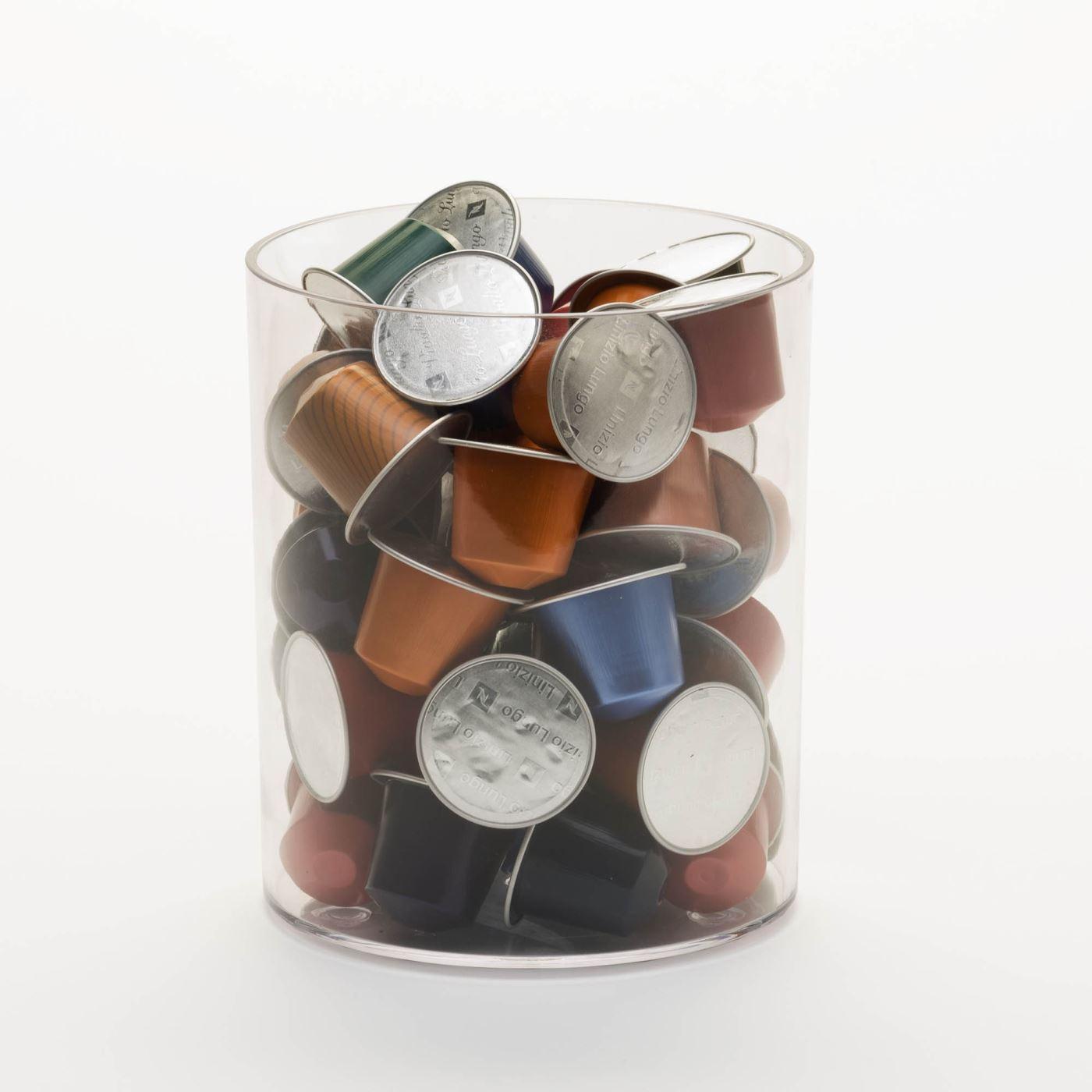 Counter Top Dump Bin - Circular