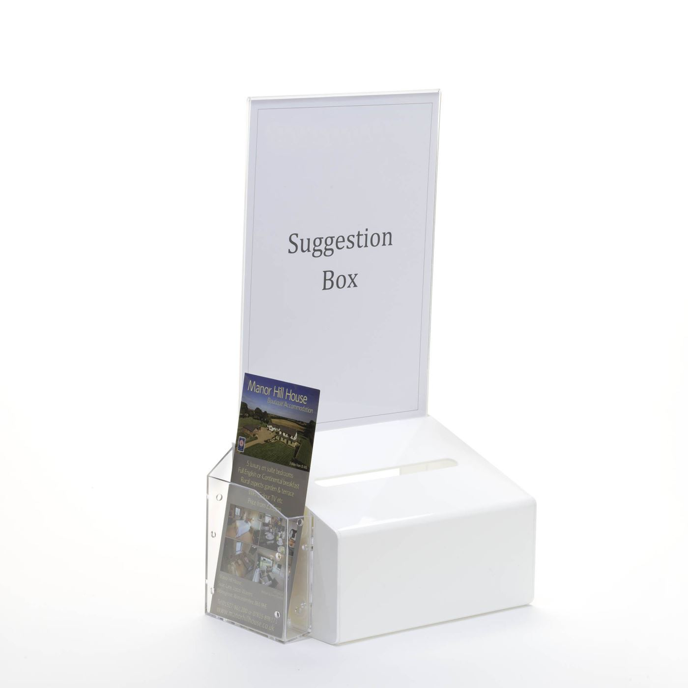 Business Card / Collection Box