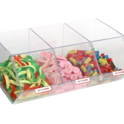 Pick & Mix Dispenser for Unwrapped Sweets