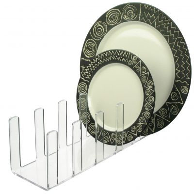 6 Section Plate Rack
