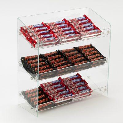 Acrylic Confectionery Display