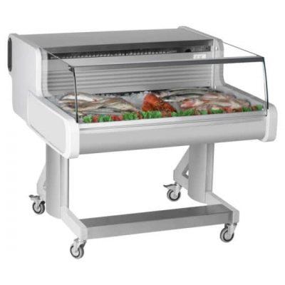 Frilixa - Celebrity Fish Range - Mobile Fish/ Meat Serve Over Counter