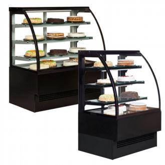 Interlevin - Evo Range - Patisserie Display Cabinet