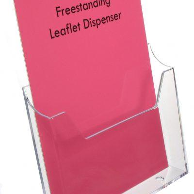 Leaflet Dispenser - Freestanding