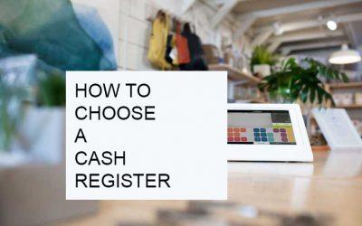 How To Choose a Cash Register