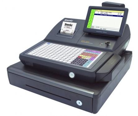 Sam4s SPS-530 Cash Register