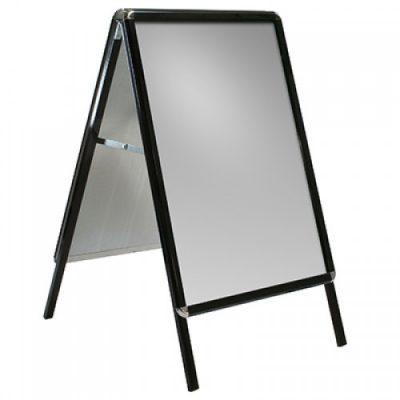 Aluminium A-Board - Silver