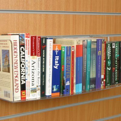 Acrylic Shelves for Slat