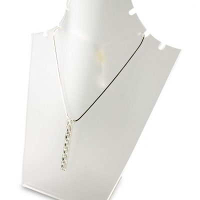 Large Formed Necklace Display