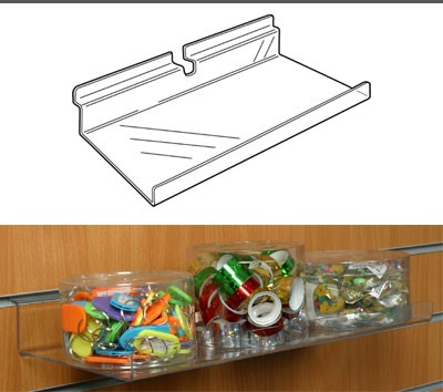 Slat Shelves
