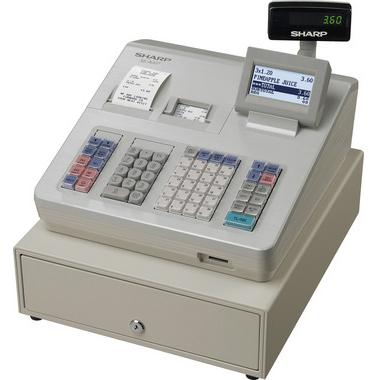 Sharp XEA-307 Cash Register